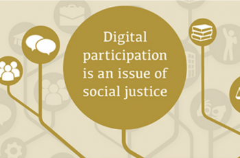 Digital Deliberation and Social Justice in the Digital Age